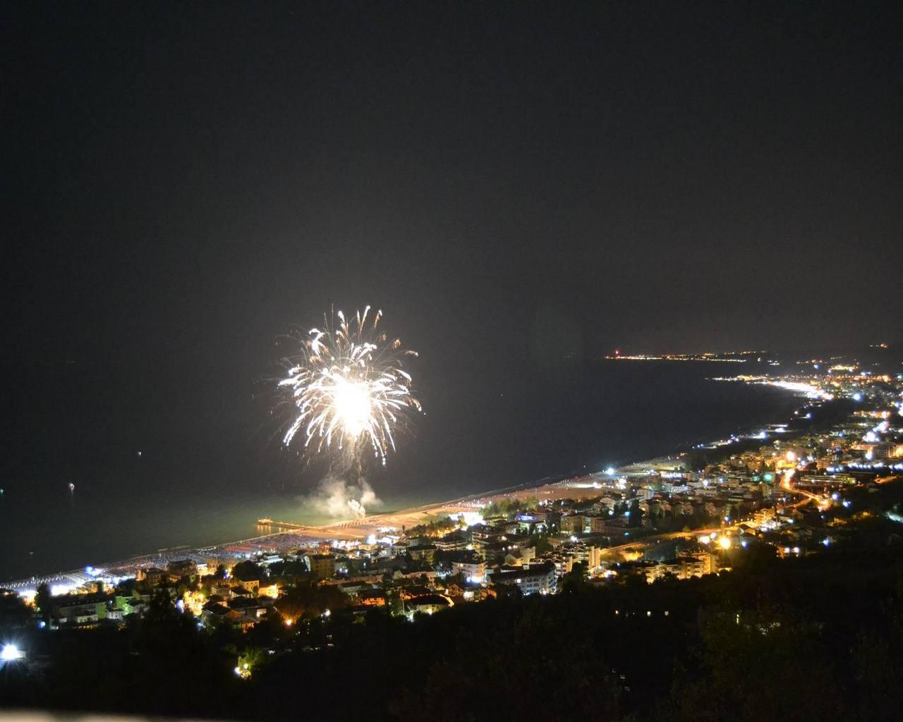 Fireworks Vasto